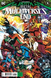 DC Comics's Dark Nights: Death Metal - Multiverses End Issue # 1