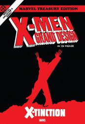 Marvel Comics's X-Men: Grand Design - X-Tinction TPB # 1