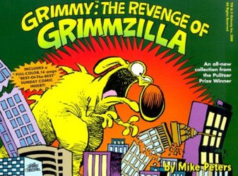 Tor Books's Grimmy: Revenge of Grimzilla! Soft Cover # 1