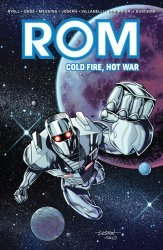 IDW Publishing's ROM: Cold Fire, Hot War TPB # 1