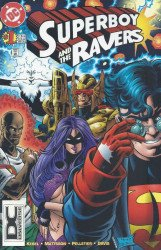 DC Comics's Superboy and the Ravers Issue # 1b