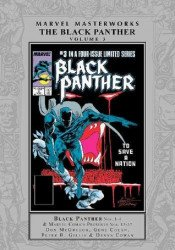 Marvel Comics's Marvel Masterworks: Black Panther Hard Cover # 3