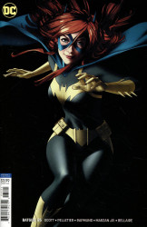 DC Comics's Batgirl Issue # 35b