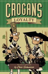 Oni Press's Crogans Loyalty Hard Cover # 1