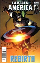 Marvel Comics's Captain America: Rebirth Issue # 1b