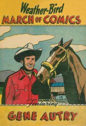 Western Printing Co.'s March of Comics Issue # 39e