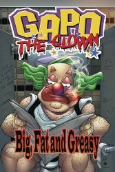 Caliber Entertainment's Gapo The Clown TPB # 1