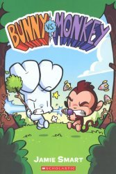 Graphix's Bunny vs Monkey TPB # 1