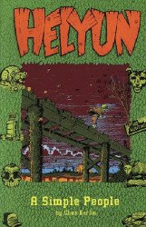 Slave Labor Graphics's Helyun: A Simple People Soft Cover # 1