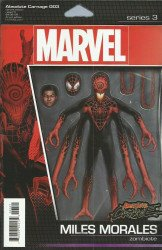 Marvel Comics's Absolute Carnage Issue # 3b