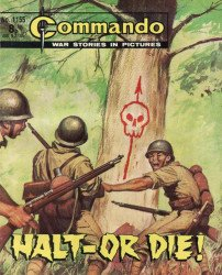 D.C. Thomson & Co.'s Commando: War Stories in Pictures Issue # 1155
