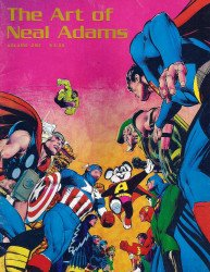 S.Q. Productions's Art of Neal Adams Issue # 1