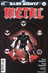 DC Comics's Dark Nights Metal Issue # 1f