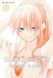 Kodansha Comics's Shikimoris Not Just A Cutie Soft Cover # 3