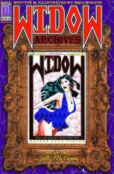 Mike Wolfer Entertainment's Widow Archives TPB # 2