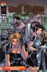 Image Comics's Fear Effect: Retro Helix Issue # 1b