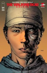 Image Comics's Walking Dead: Deluxe Issue # 2 - 2nd print