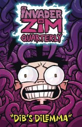 Oni Press's Invader Zim Quarterly Issue # 2