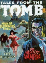 Eerie Publications's Tales from the Tomb Issue # 2