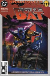 DC Comics's Batman: Shadow of the Bat Issue # 25b