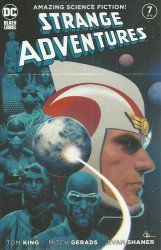 DC Black Label's Strange Adventures Issue # 7b