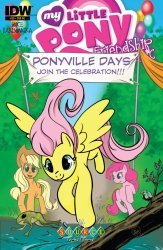 IDW Publishing's My Little Pony: Friendship is Magic Issue # 30source
