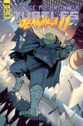 IDW Publishing's Teenage Mutant Ninja Turtles: Jennika II Issue # 5