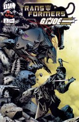 Dreamwave's Transformers / G.I. Joe Issue # 2