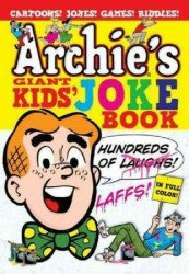 Archie Comics Group's Archie's Giant Kids Joke Book TPB # 1