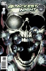 DC Comics's Blackest Night Issue # 1