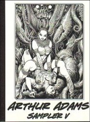 Self-Published's Arthur Adams Sketchbook Issue # 5