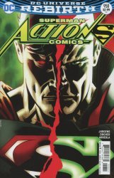 DC Comics's Action Comics Issue # 958b