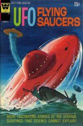Gold Key's UFO Flying Saucers Issue # 2whitman