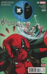 Marvel's Spider-Man / Deadpool Issue # 5-2nd print