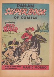 Western Printing Co.'s Pan-Am: Super Book of Comics Issue # 10