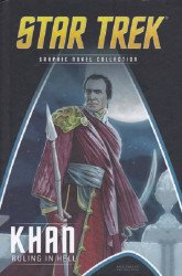 Eaglemoss Publications Ltd.'s Star Trek: Graphic Novel Collection Hard Cover # 26