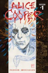 Dynamite Entertainment's Alice Cooper Issue # 1c