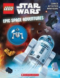 Scholastic's Lego: Star Wars - Epic Space Adventures Soft Cover # 1