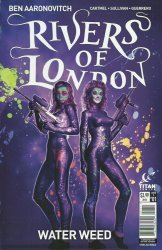 Titan Comics's Rivers of London: Water Weed Issue # 1