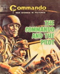 D.C. Thomson & Co.'s Commando: War Stories in Pictures Issue # 1610