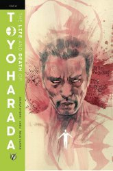 Valiant Entertainment's Life and Death of Toyo Harada Issue # 1c