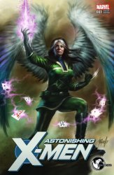 Marvel Comics's Astonishing X-Men Issue # 1unknown-a