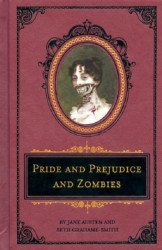 Del Rey Books's Pride and Prejudice and Zombies Hard Cover # 1