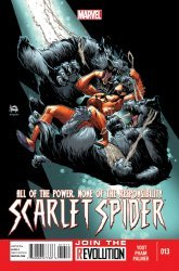 Marvel Comics's Scarlet Spider Issue # 13