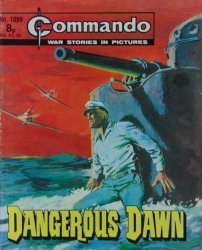 D.C. Thomson & Co.'s Commando: War Stories in Pictures Issue # 1099