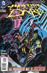 DC Comics's Justice League Dark Issue # 15