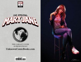 Marvel Comics's Amazing Mary Jane Issue # 1unknown-b