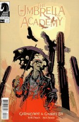 Dark Horse Comics's The Umbrella Academy: Hotel Oblivion Issue # 3