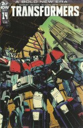 IDW Publishing's Transformers Issue # 14
