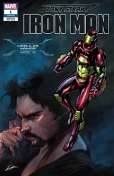Marvel Comics's Tony Stark: Iron Man Issue # 1z